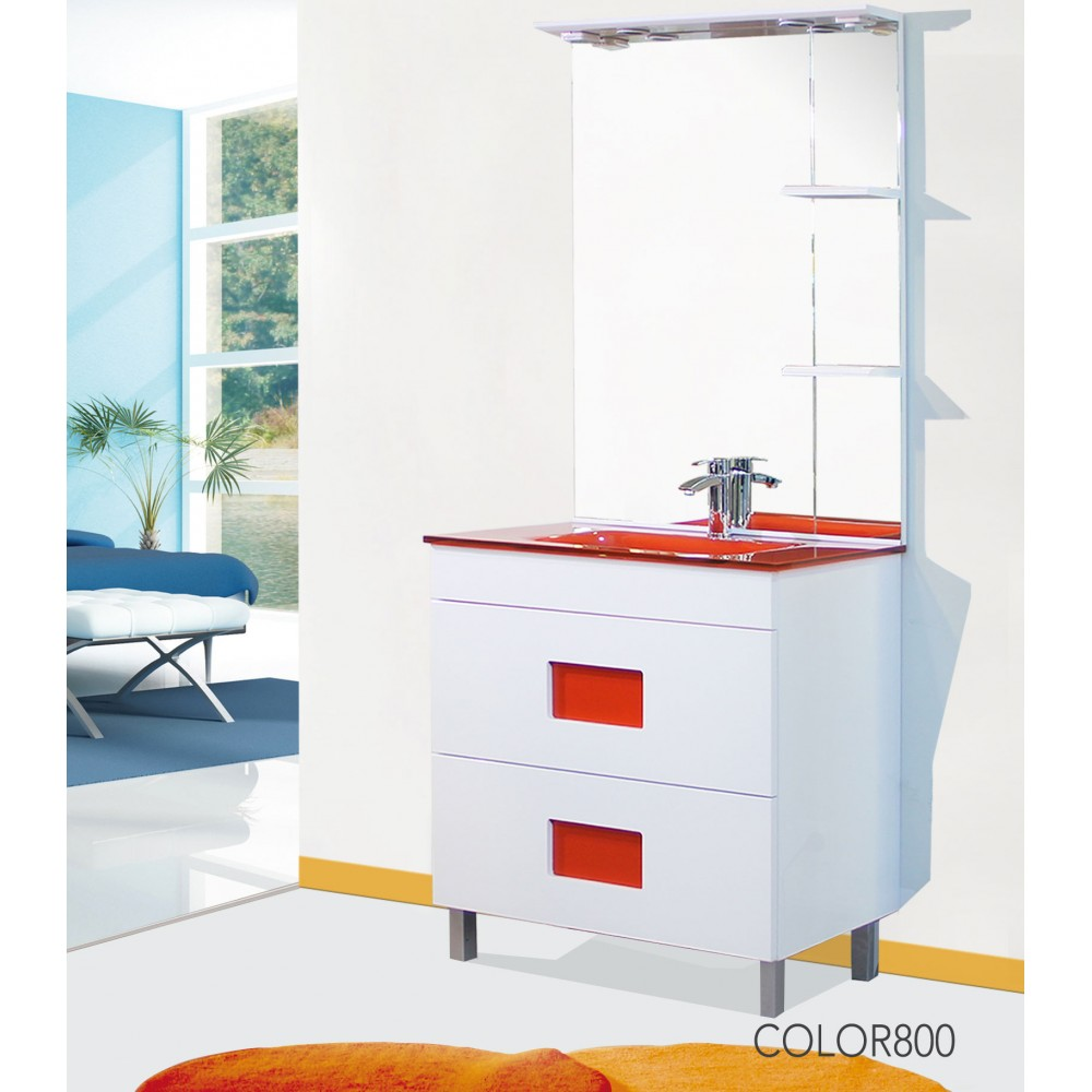 Salle De Bain Ottofond ~ meuble poser color oze salles de bain